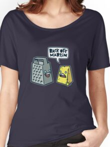 Back Off Martin! Women's Relaxed Fit T-Shirt