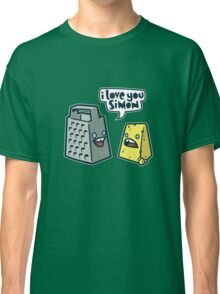 I Love You Simon Classic T-Shirt