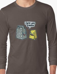 I Love You Simon Long Sleeve T-Shirt
