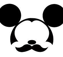 I Love mustache  by ripmantgm