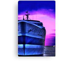Odyssey Cruise Canvas Print