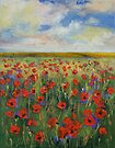Poppies by Michael Creese