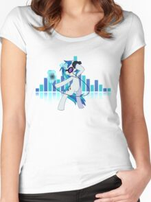 Bring that Beat! Women's Fitted Scoop T-Shirt
