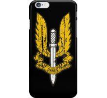 Special Air Service iPhone Case/Skin