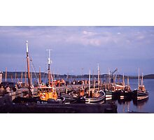 Killybegs Harbour, Donegal, Ireland, cira 1959 Photographic Print