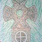Earth Cross by Risteárd Ó' hAllmhuráin
