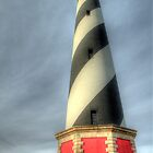 Cape Hatteras Lighthouse by Terence Russell