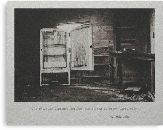 Bukowski #2 by ZachHoskin