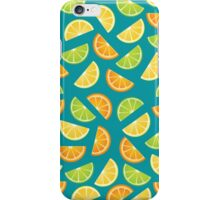 Lemons, Limes and Oranges iPhone Case/Skin