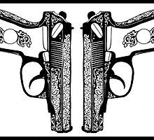 Pistols by Bates1010