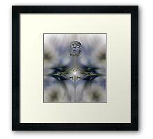 Born to Serve (All proceeds from this work will go for Lyme Disease Research.) Framed Print