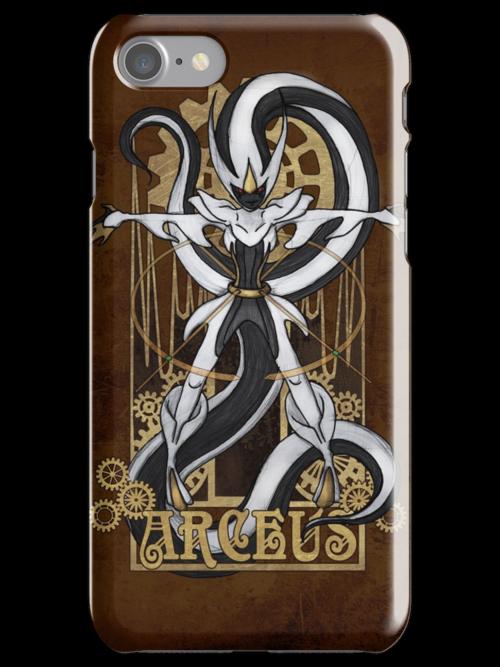 Rule 63: Arceus by Barbora  Urbankova