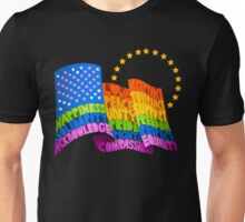 United States Of Equality Unisex T-Shirt
