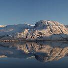 Ben Nevis and Loch Linnhe by John Cameron