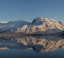 Ben Nevis and Loch Linnhe by John Cameron