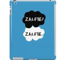 Zalfie - TFIOS iPad Case/Skin