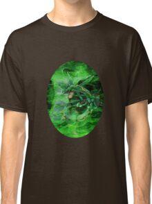 Green Whirlwind Rayquaza Classic T-Shirt