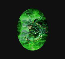 Green Whirlwind Rayquaza Women's Tank Top