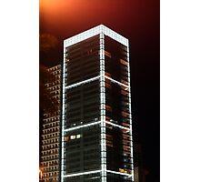 The Platinum Tower Photographic Print