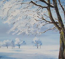 Stillness Speaks by Leslie Gustafson