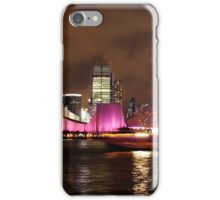 an exciting Hong Kong landscape iPhone Case/Skin