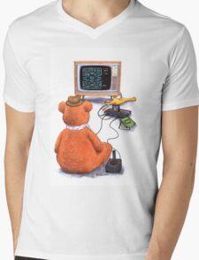 Wakka Wocka Mens V-Neck T-Shirt