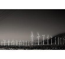 Energetic Field Photographic Print