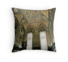 Siena Duomo Throw Pillow