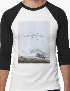 im happy. Men's Baseball ¾ T-Shirt