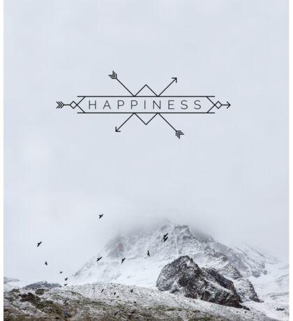 im happy. Sticker
