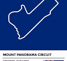 Mount Panorama Circuit - v2 by loxley108