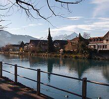 Interlarken, Switzerland by Taswegian76
