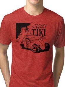 The freaky tiki volksrod Tri-blend T-Shirt
