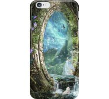 The Swift of Spring Portal iPhone Case/Skin