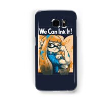 We Can Ink It! Samsung Galaxy Case/Skin