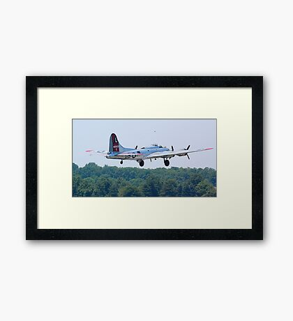 B-17 Yankee Lady Framed Print