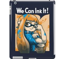 We Can Ink It! iPad Case/Skin