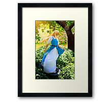 Enchanted Princess Framed Print