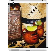 Mexican happy Hour iPad Case/Skin