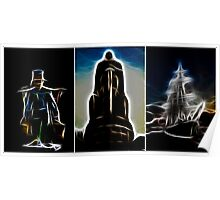 Triptych Poster