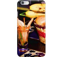 Fresh Food in a Mexican Basket iPhone Case/Skin