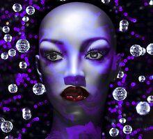 CushionedLips...MoonLady by RosaCobos