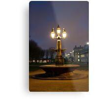 Greenwich fountain Metal Print