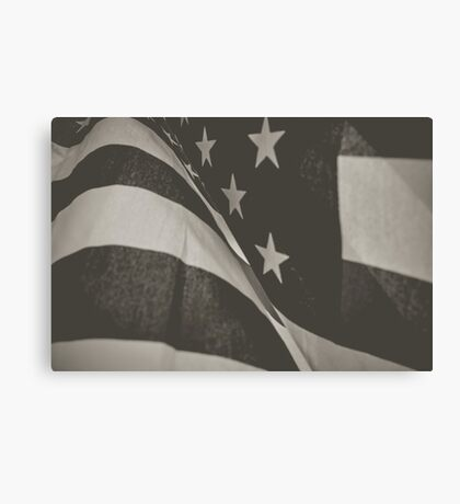 Guardian Flag Two Canvas Print
