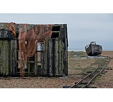 Dungeness Photographic Print