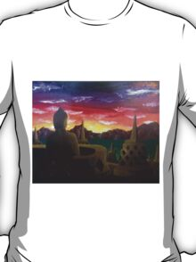 Indonesian Sunset T-Shirt