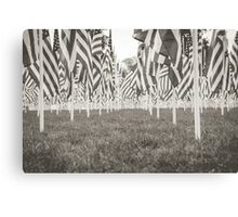 Together We Stand Two Canvas Print