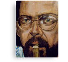 DR Cigar Canvas Print