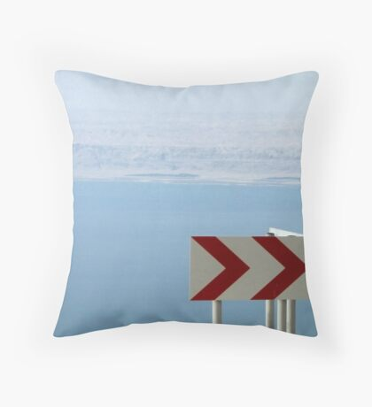 Whatever is, is right Throw Pillow
