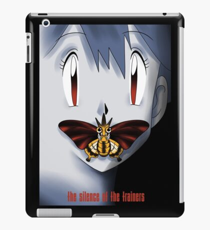 The Silence of the Trainers iPad Case/Skin